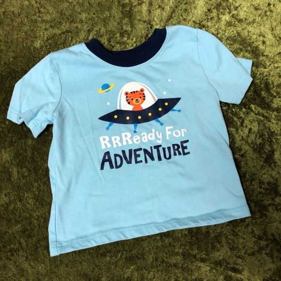 Kidgets Other - LAST CHANCE💞Kidgets Ready for Adventure t-shirt